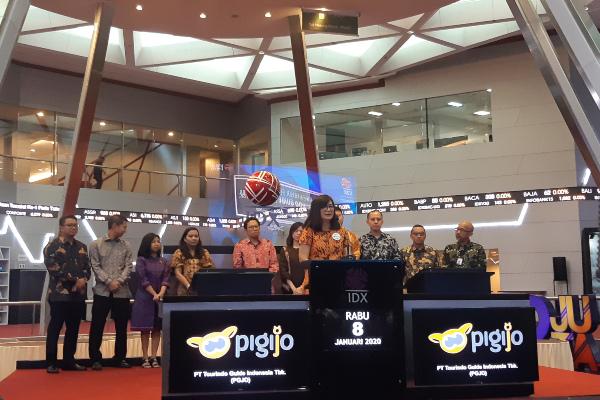 PT Tourindo Guide Indonesia Sukses Mencatatkan IPO di 2020