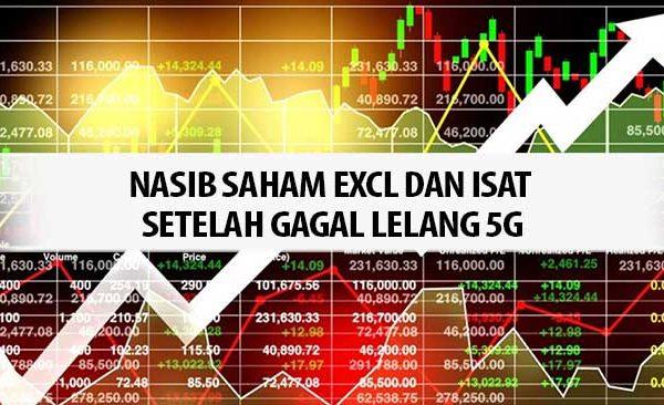 Nasib Saham EXCL dan ISAT Setelah Gagal Lelang 5G