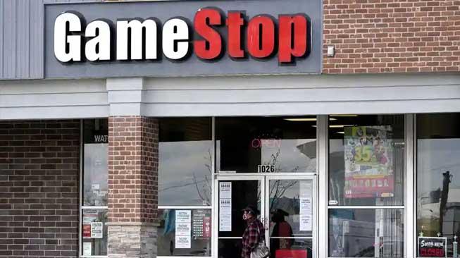 Saham GameStop